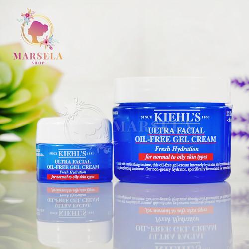 Foto Produk Kiehls Ultra Facial Oil Free Gel Cream Fullsize 50ml - Fullsize 50ml dari Marsela's Shop
