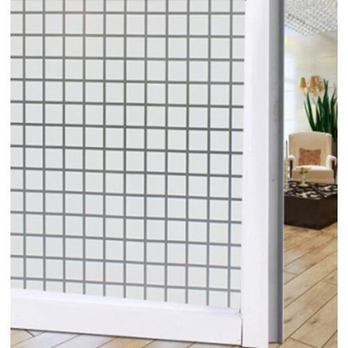 Foto Produk Semua Gratis - Stiker Kaca Film Jendela Rumah / Sandblast 90cm x 100cm - Petak Putih dari Semua Gratis