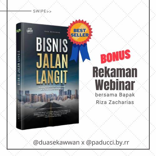 Foto Produk Buku Bisnis Jalan Langit oleh Riza Zacharias dari Paducci by RR