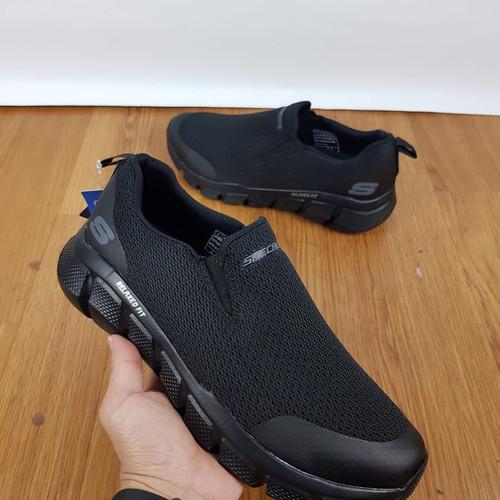 Foto Produk sepatu pria skechers aventide man original - Abu-abu, 40 dari TOKO_SEPATU_JKT