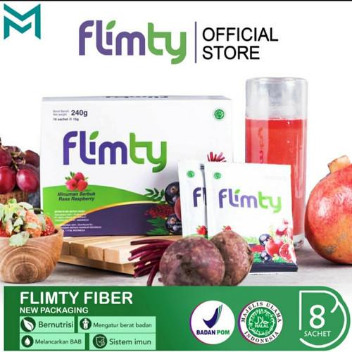 Foto Produk Flimty Diet Original-Flimty Fiber-Bisa Gosend dari semogajaya_shop