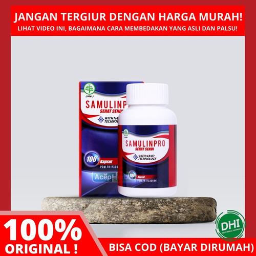 Foto Produk Obat Tangan Kebasan dan Rematik, Sehat Sendi SAMULINPRO |100% Original dari DHI Jakarta Barat