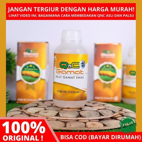 Foto Produk OBAT GENDANG TELINGA ROBEK ALAMI | OBAT TELINGA | QNC JELLY GAMAT dari DHI Jakarta Barat