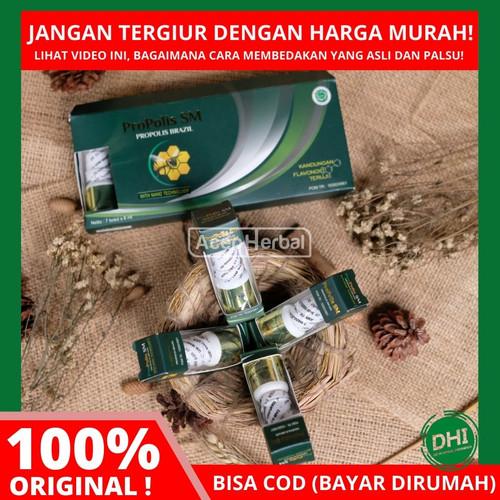 Foto Produk OBAT ASAM URAT, REMATIK, RADANG SENDI PALING MANJUR - PROPOLIS SM dari DHI Jakarta Barat