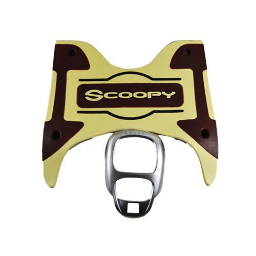 Foto Produk Paket Aksesoris Resmi Honda Scoopy ST Gold dari Honda Cengkareng