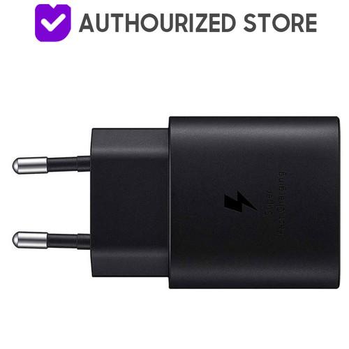 Foto Produk Samsung Travel Adapter 25W Black Original dari TokoPDA Official Store
