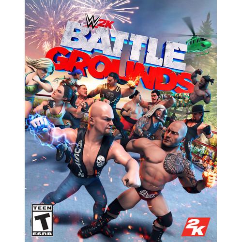 Foto Produk WWE 2K Battlegrounds - PC GAME 2DVD dari Homebase