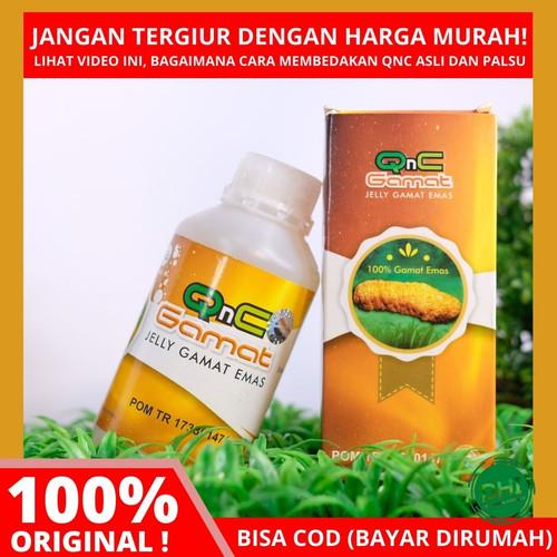 Foto Produk OBAT PENGHANCUR BATU GINJAL - QNC JELLY GAMAT ORIGINAL - AMAN BPOM dari DHI Jakarta Barat