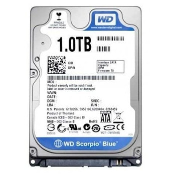 "Foto Produk HDD WDC 1TB BLUE INTERNAL 2,5"" NOTEBOOK / LAPTOP / HARDDISK WD 1 TB dari Up To Shop"