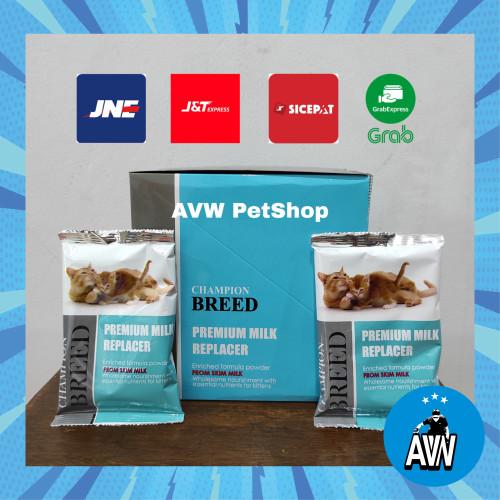 Foto Produk Susu Kucing / Susu Champion / Champion Breed Premium Milk Replacer dari AVW Pet Shop