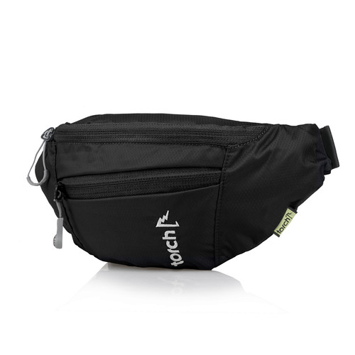 Foto Produk TORCH WAIST BAG HAMURA HITAM - CAVIAR BLACK dari TORCH