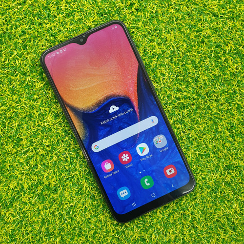 Foto Produk Samsung Galaxy A10 2 / 32 GB Hitam Second ! dari Sellwhatilike