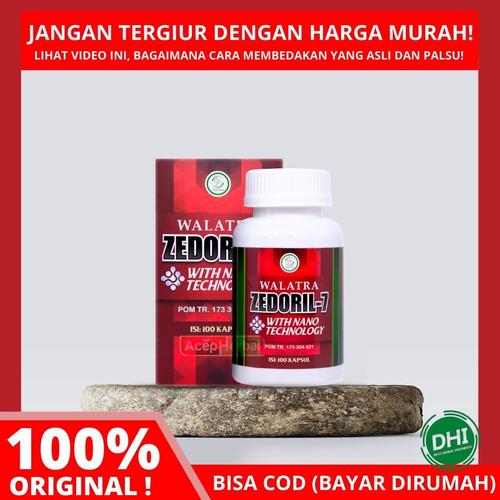 Foto Produk ZEDORIL 7 - OBAT BENJOLAN DAN TUMOR || 100% ASLI ORIGINAL dari Devi Herbal Indonesia