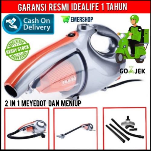 Foto Produk Vacum cleaner Paling Laris dan Berkualitas(IDEALIFE IL 130S dari Emershop
