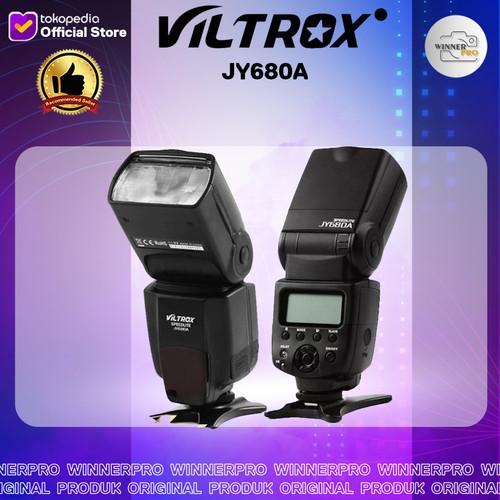 Foto Produk FLASH KAMERA VILTROX JY680A dari Winner Pro
