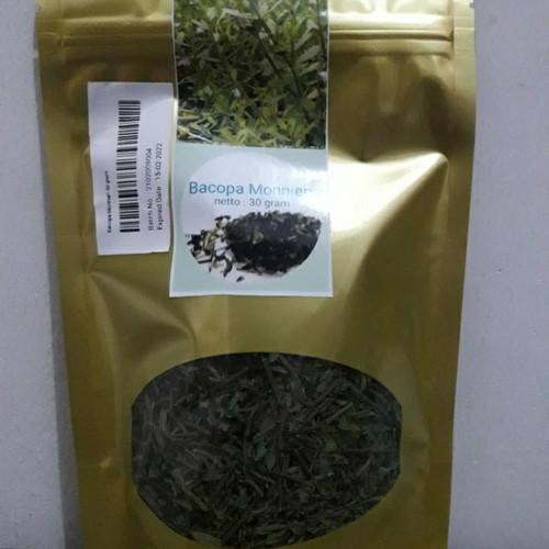 Foto Produk Teh Bacopa Monnieri 30 gram dari energzewatercom