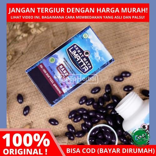 Foto Produk OBAT SPESIALIS MATA KATARAK, GLAUKOMA - SEHAT MATA LIMATTA SOFTGEL dari Devi Herbal Indonesia