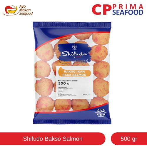 Foto Produk Shifudo Bakso Salmon 500 gr dari CP Prima Seafood