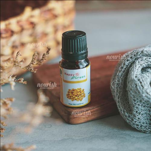 Foto Produk Happy Green Minyak Atsiri Kemiri Kukui Nut Oil - 100% 10ml dari Nourish Indonesia