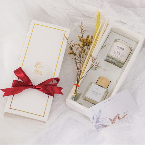 Foto Produk REISE - CONTINENT GIFT SET / REED DIFFUSER AND SCENTED CANDLE dari Reise Candle
