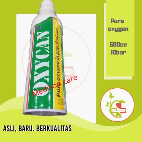 Foto Produk oxycan pure oxygen murni dari medison care$