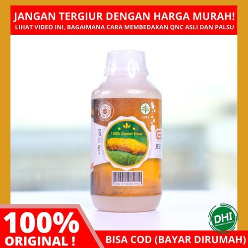 Foto Produk OBAT GENDANG TELINGA ROBEK, BERNANAH, BERAIR - QNC JELLY GAMAT ASLI dari DHI Jakarta Barat