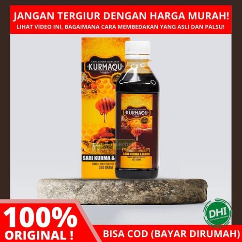 Foto Produk KURMAQU - Sari Kurma Premium Plus Madu Multiflora - TANGERAN SELATAN dari DHI Jakarta Barat