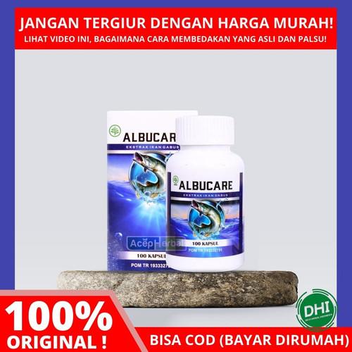Foto Produk ALBUCARE Kapsul. Obat Penambah Albumin Alami - Kualitas GRADE A+ dari DHI Jakarta Barat