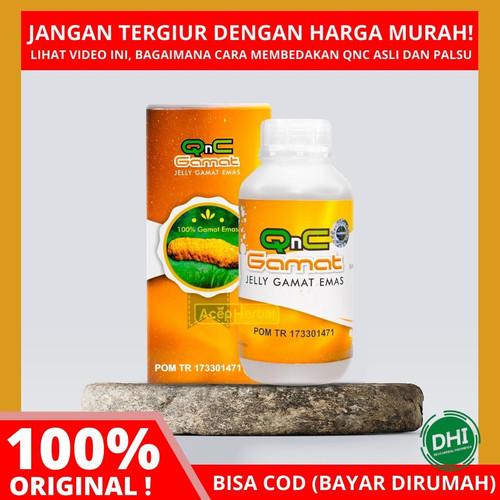 Foto Produk QNC JELLY GAMAT OBAT BENJOLAN JINAK, GANAS, LIPOMA, KELENJAR, TUMOR dari Devi Herbal Indonesia