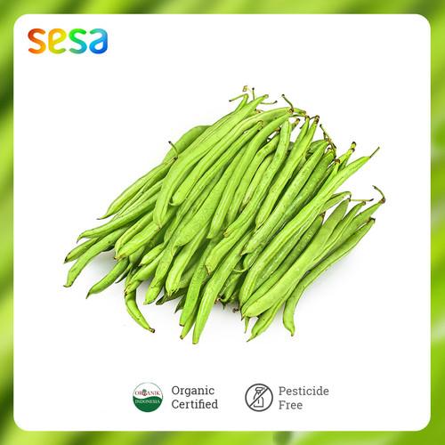 Foto Produk Sayur Buncis Baby Organik /250g dari SESA Official