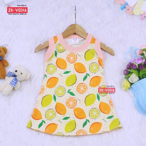 Foto Produk Daster Yukensi uk Bayi / Kaos Bayi Baju Anak Bayi Baju Tidur Bayi Dres dari ZR-Vedia