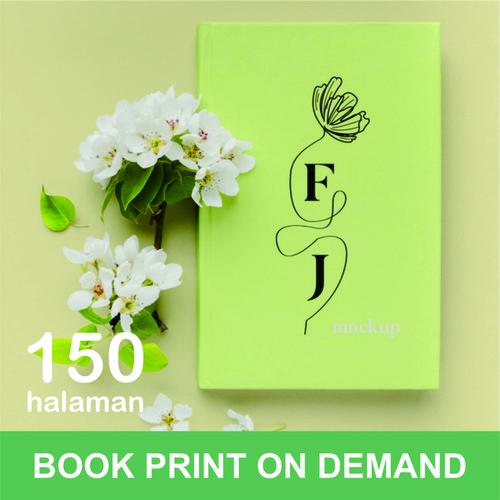 Foto Produk Print Buku - Print Book on Demand - A5 - max 150 halaman - HVS 70, DOFF dari A1 Digital Print Offset