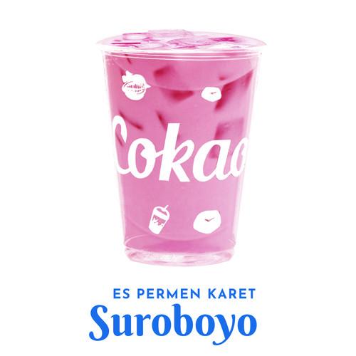 Foto Produk Bubuk Minuman Es Permen Karet Suroboyo 1kg Surabaya dari Cokao shop