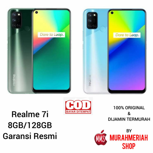 Foto Produk realme 7i 8/128gb Garansi Resmi - Hijau dari murahmeriah shop