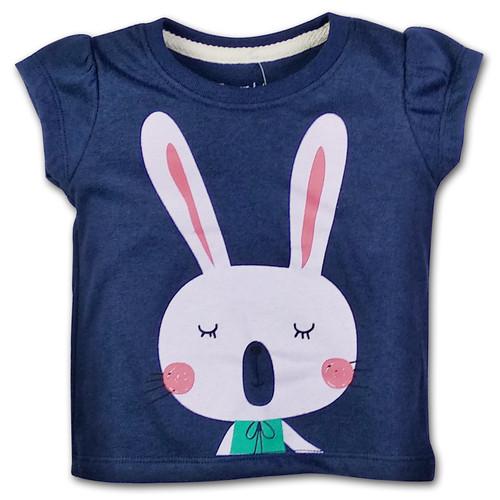 Foto Produk Bearhug Atasan Anak Bayi Perempuan XND6 Pendek Navy Bunny 6-18M - 9-12 Bulan dari Bearhug-Id