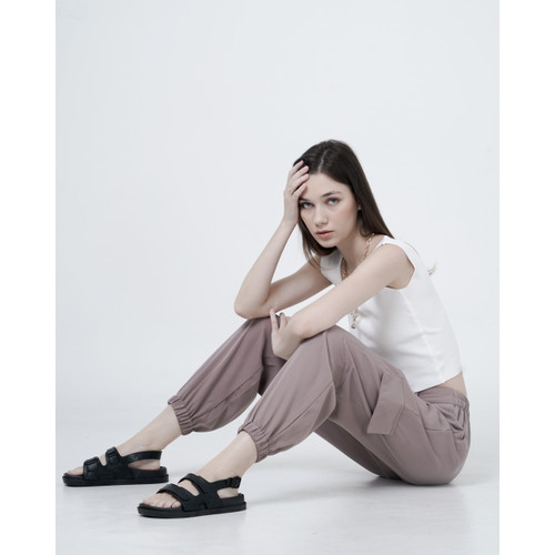 Foto Produk THIS IS APRIL - Eden Pants - Brown dari This Is April