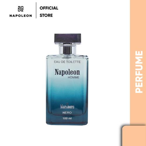 Foto Produk Eau De Toilette Napoleon Nero 100 ml Unisex - FREE SISIR dari Napoleon Perfume