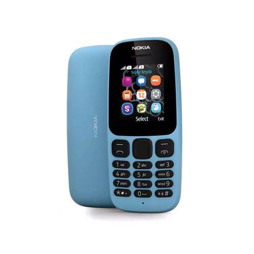 Foto Produk samsung Lipat GT-E1272 dual sim hp jadul kondisi baru - Nokia 105 Biru dari JD STORE..