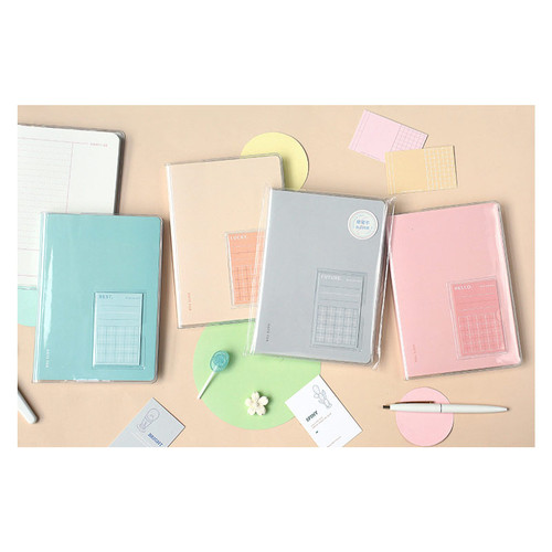 Foto Produk Fresh Moment Notetaking Thick Notebook - Buku Catatan - Notetaking dari Pinkabulous
