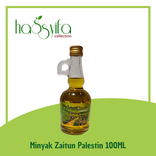 Foto Produk Minyak Zaitun Extra Virgin PALESTIN 100ml dari Hassyifa collection