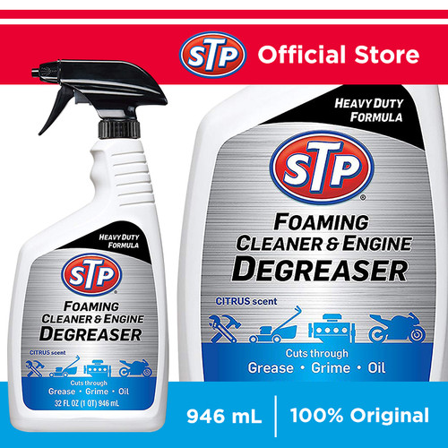 Foto Produk STP Foaming Cleaner & Engine Degreaser 946mL Pembersih Engine Bay dari STP