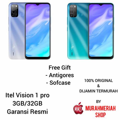 Foto Produk Itel Vision 1 Pro ( 2/32Gb / 3/32Gb ) Garansi Resmi by Infinix - 2GB.32GB, Cosmic Shine dari murahmeriah shop
