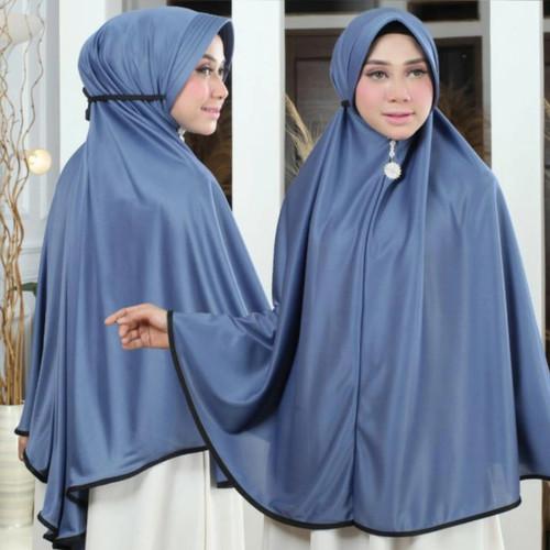 Foto Produk jilbab jumbo alifah - Hitam dari Rici hijab