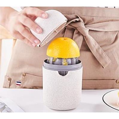 Foto Produk Alat Peras Jeruk Mini / Perasan Jeruk / Lemon Squeezer / Manual Juicer - Putih dari yaxiya666