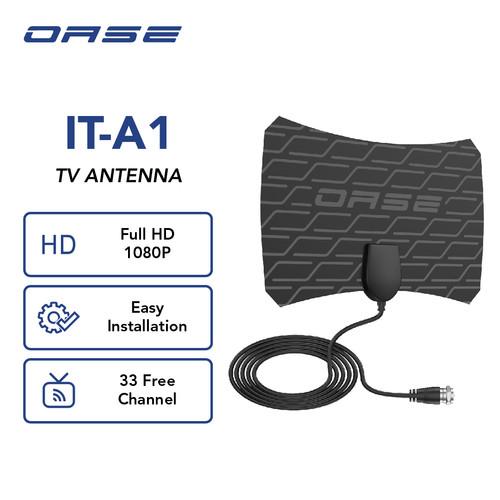 Foto Produk OASE Antena TV Digital Indoor IT-A1 dari OASE Official Store
