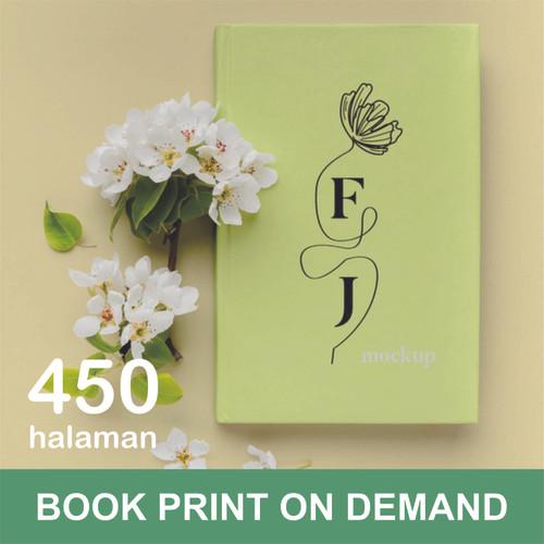 Foto Produk Print Buku - Print Book on Demand - A5 - max 450 halaman - HVS70, DOFF dari A1 Digital Print Offset