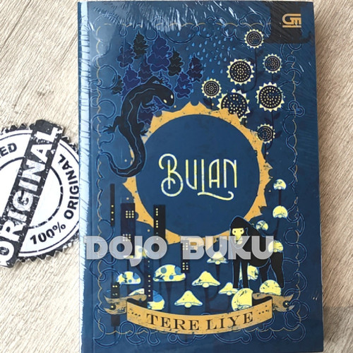 Foto Produk Bulan (Tere Liye ) Cover Baru dari Dojo Buku