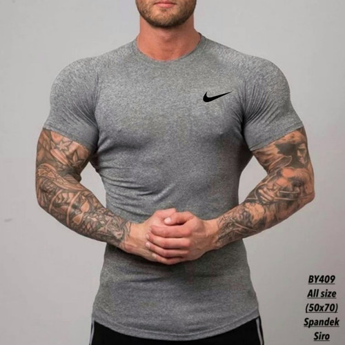 Foto Produk Baju kaos NIKE MISTY gym fitness fashion training / Kaos Running dari Bolapedia