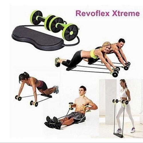 Foto Produk Alat Fitnes Portabel Pembentuk Body/Revoflex Xtreme dari SerbAda_Shop