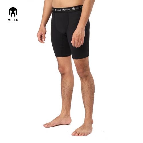 Foto Produk MILLS Celana Under Layer Short 18001 - Black, S dari MILLS Official